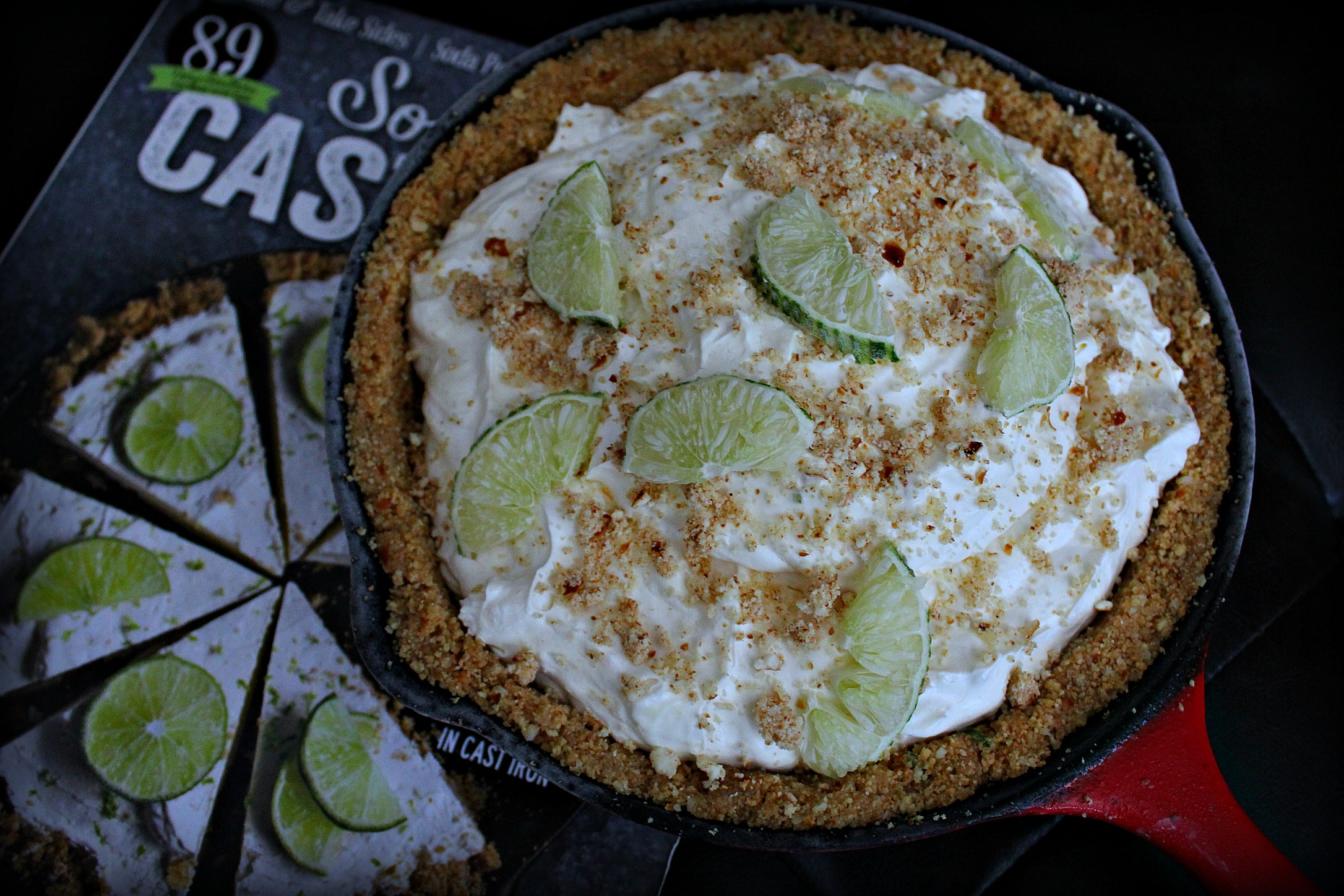 key lime graham cracker crust