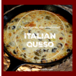 facebook ad for Italian queso