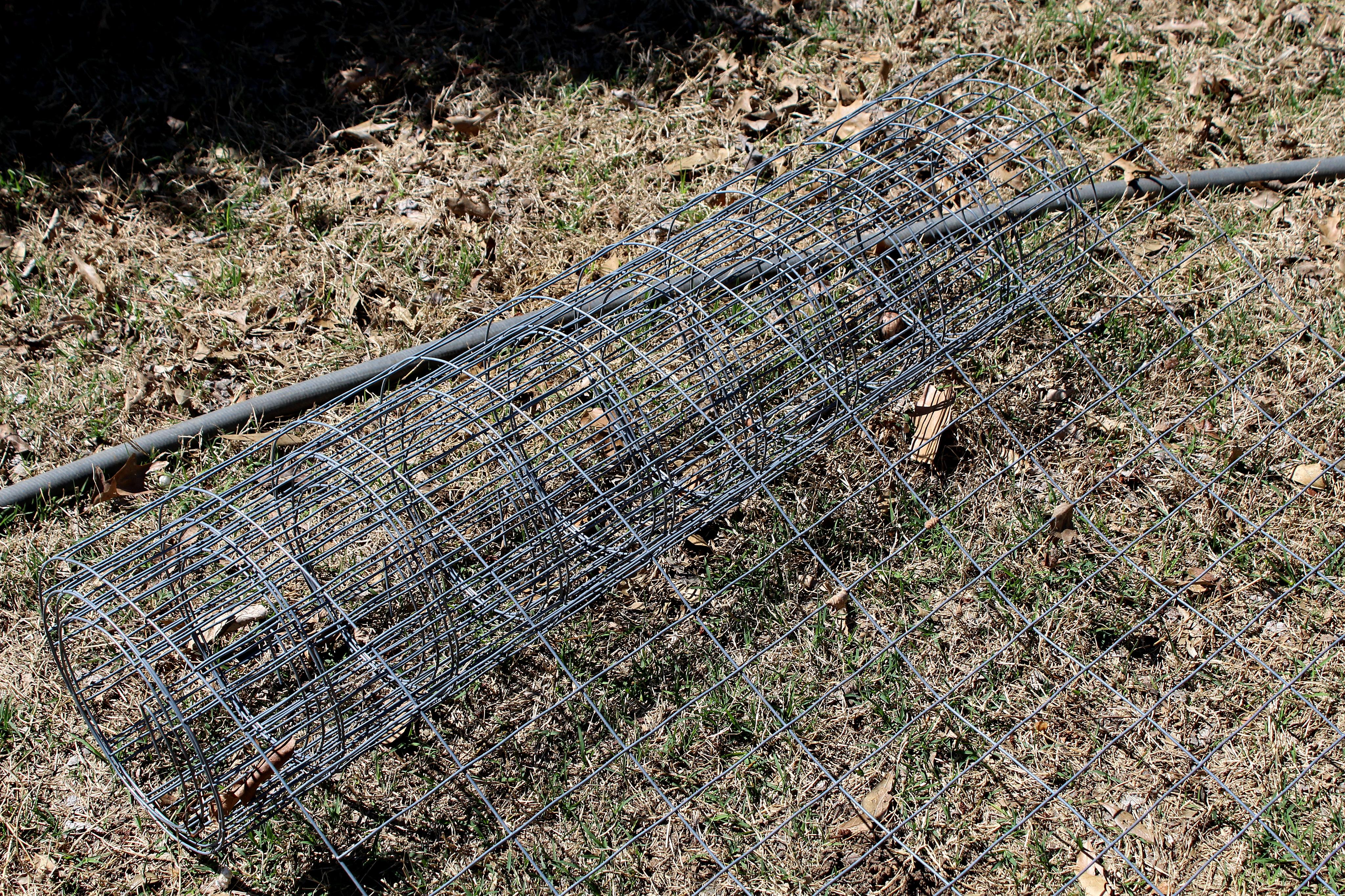 """36""""  wide 2""""x 4"""" 14-Gauge Galvanized Welded Wire"""