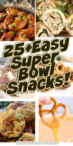 super bowl easy appetizers