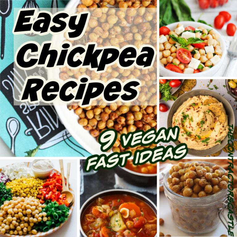 chickpea roundup
